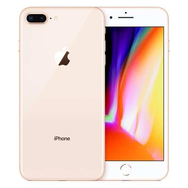 Apple iPhone 8 Plus rose gold