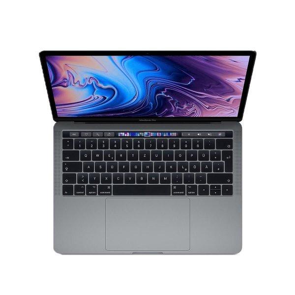 "Apple MacBook Pro 2018 [13,3"", Touch Bar, Intel Core i5 2,3GHz, 8GB RAM, 256GB SSD, Intel Iris Plus Graphics 655, Mac OS X] spacegrau (Mid 2018)"