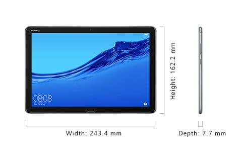 Huawei Pad M5 lite - 32GB - 10,8Zoll - Spacegrau Neu - Neuwertig - Generalüberholt - Gebraucht - SmartSelling.shop