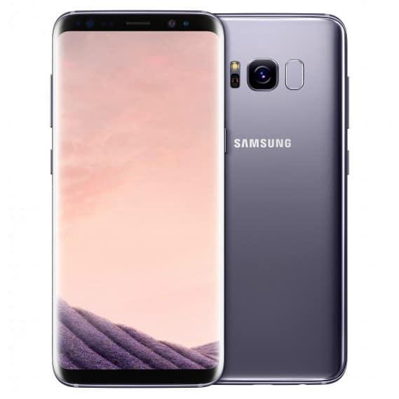 SamsungGalaxy S8 Plus Generalüberholt Orchid Grau